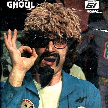 The Ghoul OK-2 t-shirt by bradwarner