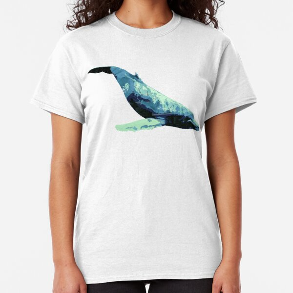 Whale - Laudea Martin Classic T-Shirt