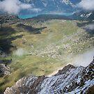 Lake Brienz from Faulhorn, Switzerland by Mark Howells-Mead