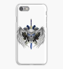 They are my Space Marines  iPhone Case/Skin