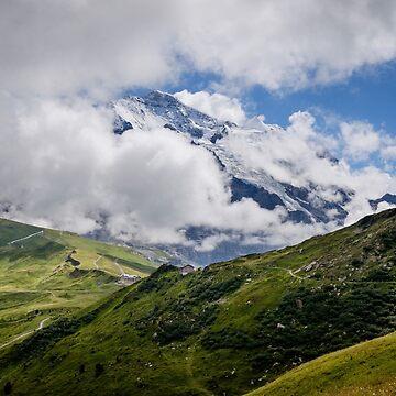 Kleine Scheidegg, Switzerland by mhowellsmead