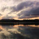 river sky ... by gail woodbury