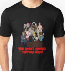 The Rocky Archer Picture Show Unisex T-Shirt