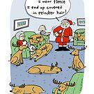 Fleece Navidad by Jenn Inashvili