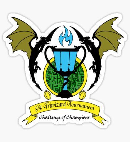 Triwizard Tournament '94 Sticker