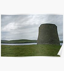Mousa broch Poster