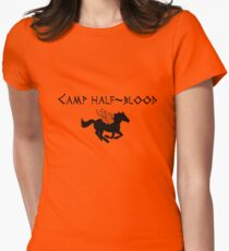 Camp Half-Blood Women's Fitted T-Shirt