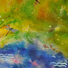 Dragonfly Pond by Kay Hale