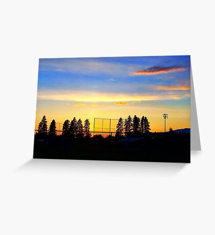 After the Game 2 Greeting Card