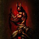 The Horror - ArachnoDemon by Simon Sherry