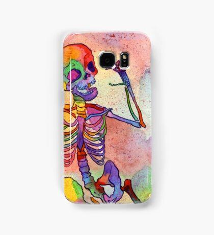Rainbow Skeleton Samsung Galaxy Case/Skin