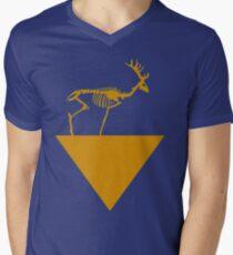 Trinity Star Men's V-Neck T-Shirt
