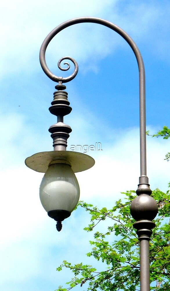 Nostalgic Streetlamp by ©The Creative  Minds