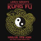 Leroy Green's School of Kung Fu by superiorgraphix