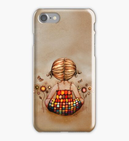 the dream maker iPhone4 case iPhone Case/Skin