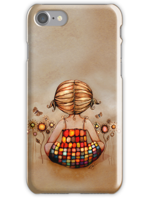 the dream maker iPhone4 case by © Karin Taylor