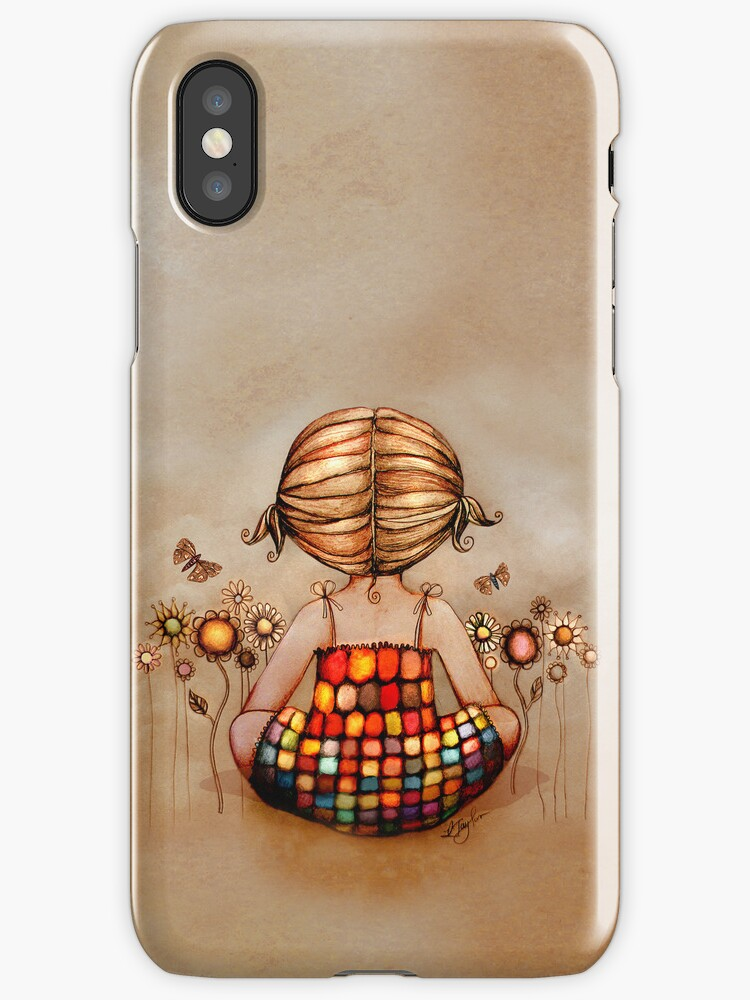 the dream maker iPhone4 case by Karin Taylor