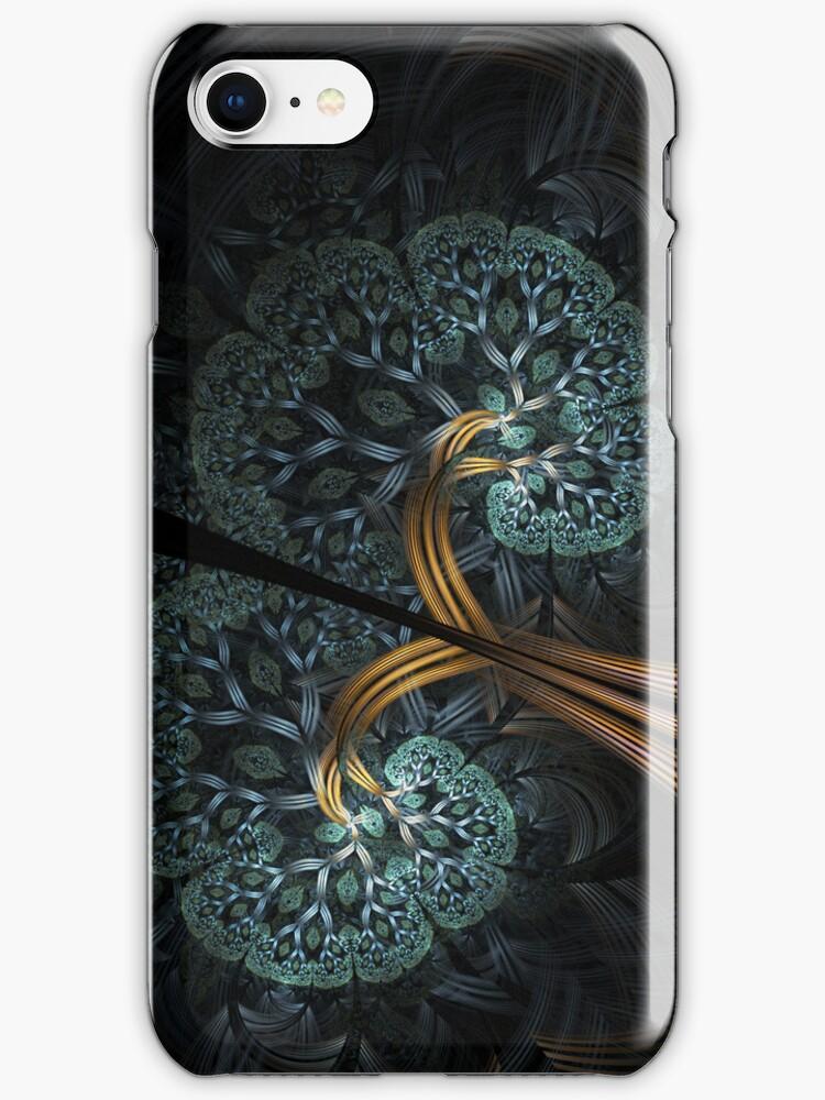 Tree of Faith ~ iphone case by Fiery-Fire