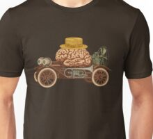 Intelligent Car Unisex T-Shirt