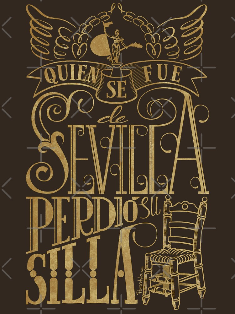 Quien se fue de Sevilla... by pepetto