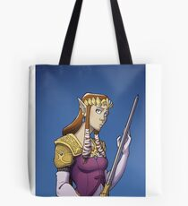Princess Zelda Tote Bag