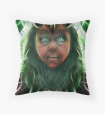 Her Silly Side Throw Pillow
