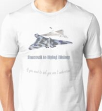 Last Vulcan Bomber to Fly 2015 T-Shirt