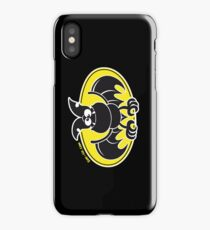 Bad Bat iPhone Case