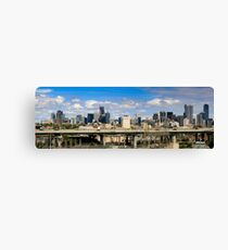 CITYLINK MELBOURNE PANORAMA Canvas Print