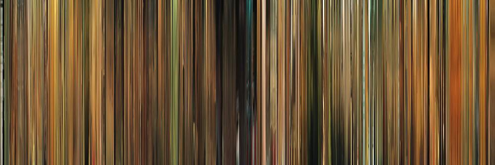 Moviebarcode: Fucking Åmål (1998) by moviebarcode