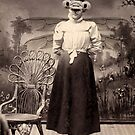 Ms. Damselfly by Susan Ringler