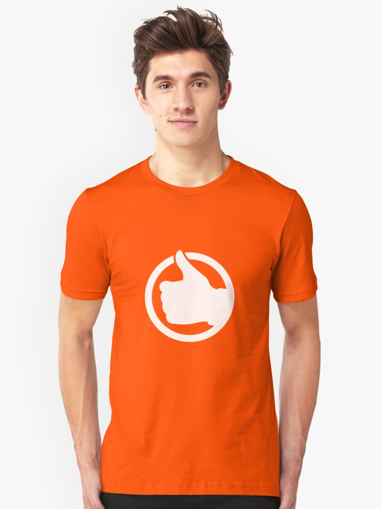 Hitchhiker's Guide thumb Unisex T-Shirt Front