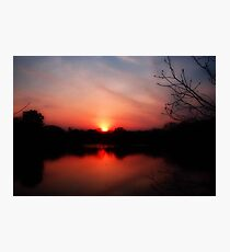 True Beauty in a Sunset © Photographic Print