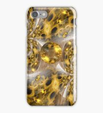 Golden Dreams iPhone Case/Skin