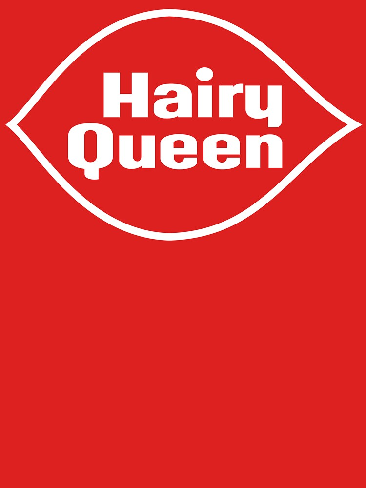Hairy Queen by boulevardier