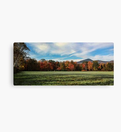 Autumn Pastoral Canvas Print