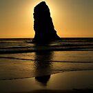 Coastal Sunset ~ Part Two by artisandelimage