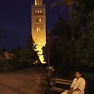 Marrakech in Ramadan by skaranec1981
