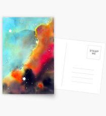 """Division"" Postcards"