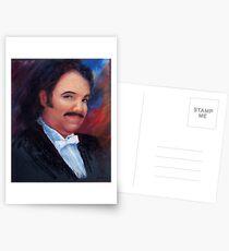 Hedgehog: portrait of Ron Jeremy Postcards