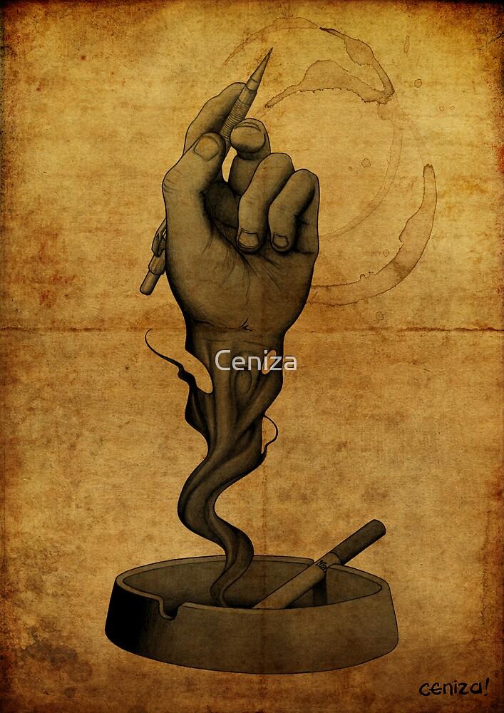 Freehand ~ by Ceniza