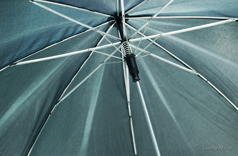 Umbrella by Laurie Minor