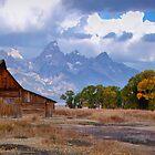 Grand Teton & Yellowstone by kurtbowmanphoto