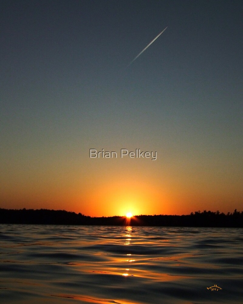 No Comet by Brian Pelkey