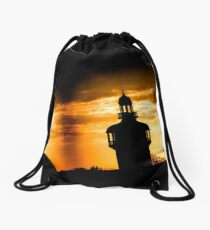 Alternate Carillon Sunset Drawstring Bag