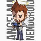 « AngelMJ Nendoroid » par AngelMJ