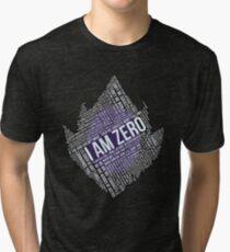 Camiseta de tejido mixto Tipografía Code GEASS