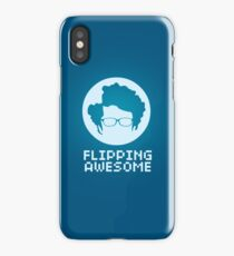 Flipping Awesome iPhone Case iPhone Case
