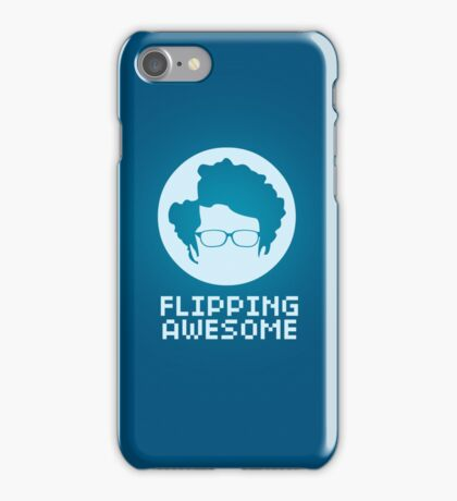 Flipping Awesome iPhone Case iPhone Case/Skin