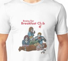 Brains For Breakfast Club Unisex T-Shirt